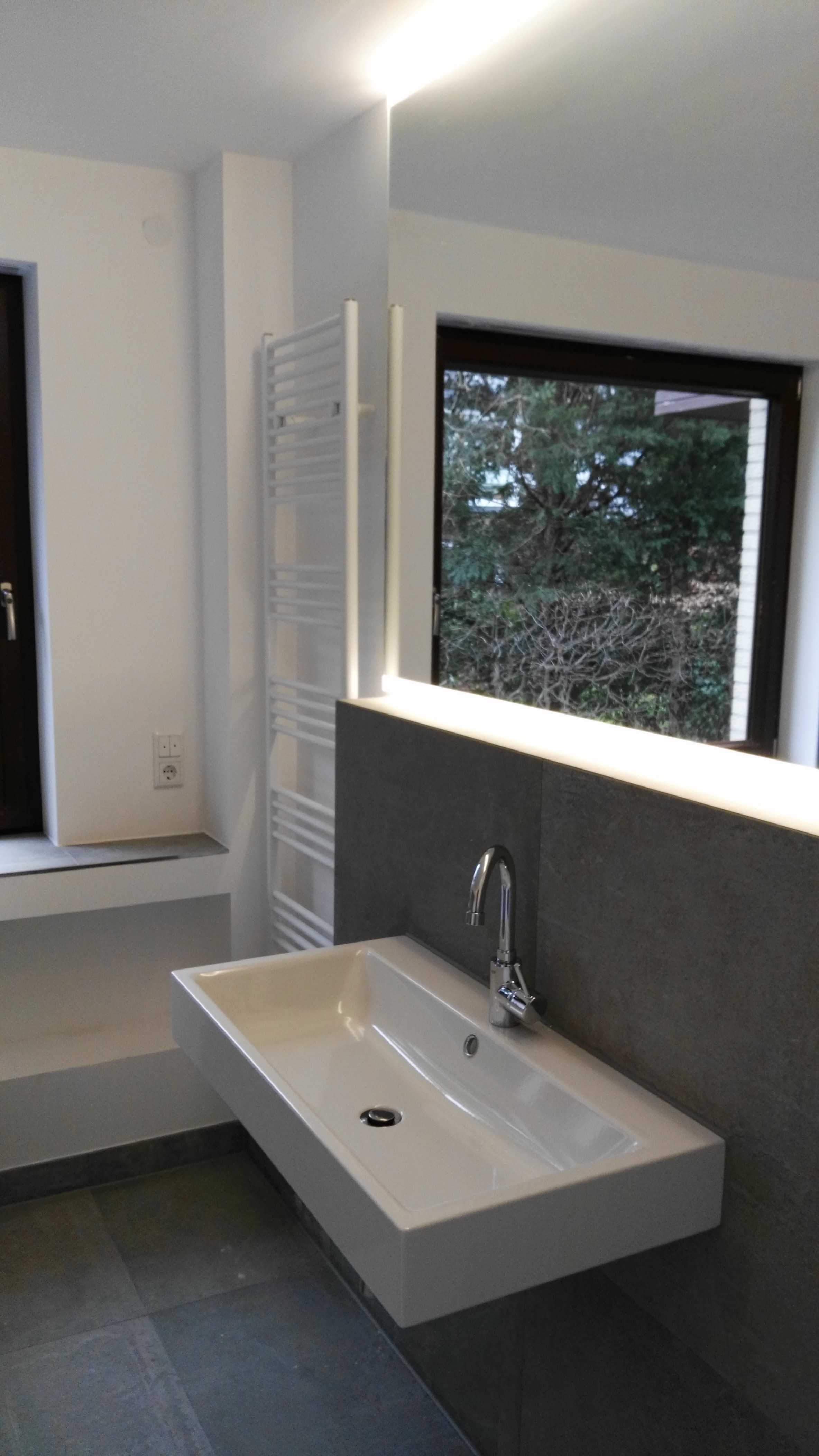 umbau: badezimmer aus den 80igern | frank wegner